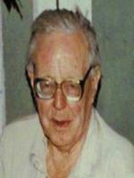 Late John Clive Ward