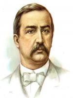 Alexander Borodin Sketch