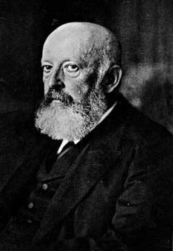 Late Adolf von Baeyer