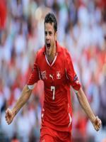 Tranquillo Barnetta hit the goal