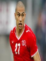 Gökhan Inler in FIFA World Cup 2014