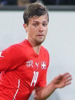 Valentin Stocker during match