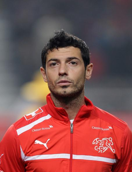 Blerim Džemaili during Match