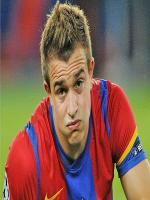 Xherdan Shaqiri in FIFA World Cup 2014