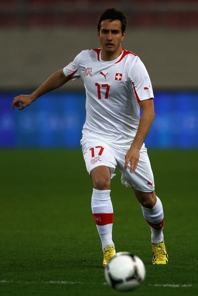 Mario Gavranovi�? During Match
