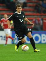 Admir Mehmedi During Match