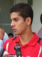 Cristian Gamboa recent picture