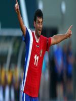 Michael Barrantes in FIFA World Cup 2014
