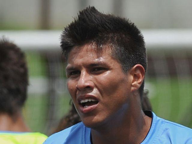 Esteban Granados During Match