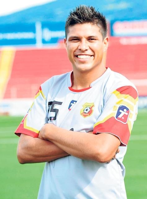 Esteban Granados in FIFA World Cup 2014