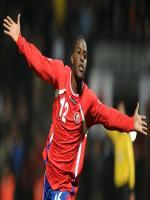 Joel Campbell During Match