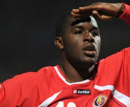 Joel Campbell in FIFA World Cup 2014