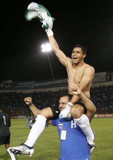 Noel Valladares in FIFA World Cup 2014