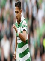 Emilio Izaguirre During Match