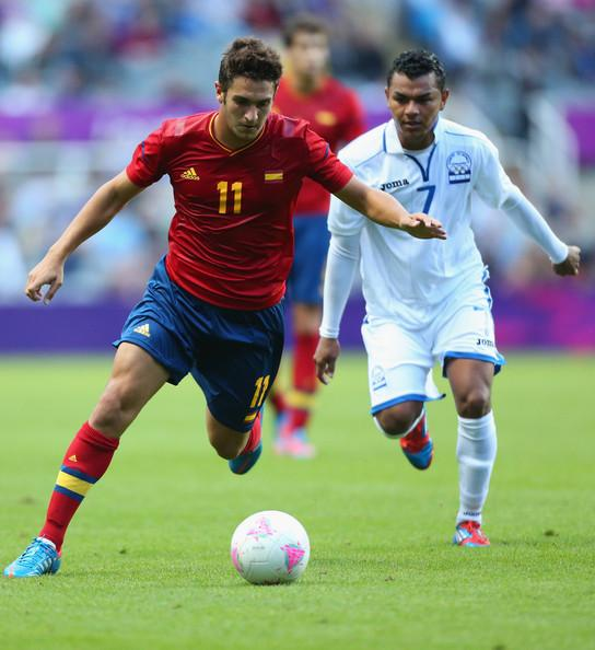 Mario Martínez in FIFA World Cup 2014
