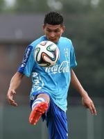 Edder Delgado in FIFA World Cup 2014