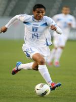 Andy Najar in FIFA World Cup 2014