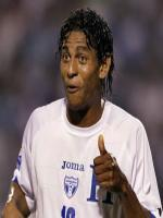 Carlo Costly during Match