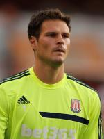 Asmir Begovi�? in FIFA World Cup 2014