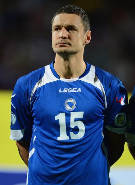 Sejad SalihoviÄ? in FIFA World Cup 2014