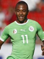 Yacine Brahimi During Match