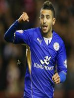 Riyad Mahrez in FIFA World Cup 2014