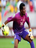 Fatau Dauda During match