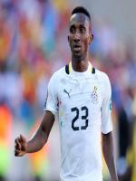 Harrison Afful in FIFA World Cup 2014