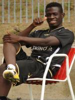 Afriyie Acquah gettting relax after match