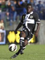Afriyie Acquah in FIFA World Cup 2014
