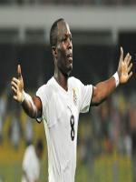 Emmanuel Agyemang-Badu During Match