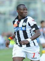 Emmanuel Agyemang-Badu in FIFA World Cup 2014