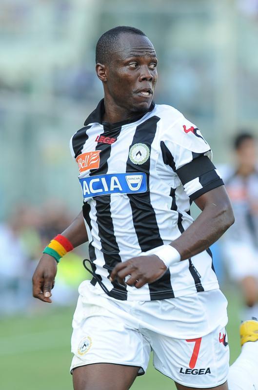 Emmanuel Agyemang-Badu in FIFA World Cup 2014