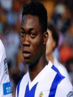 Christian Atsu During Match