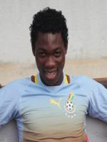 Christian Atsu Recent picture