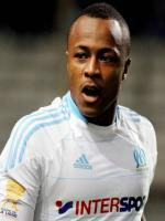 André Ayew During Match
