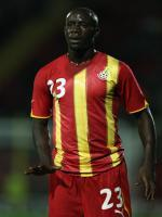 Albert Adomah in FIFA World Cup 2014