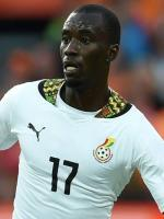 Mohammed Rabiu in FIFA World Cup 2014