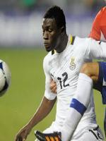 Abdul Majeed Waris in FIFA World Cup 2014
