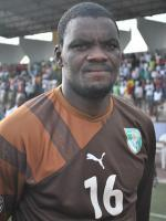 Sylvain Gbohouo During Match