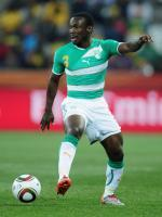 Arthur Boka in FIFA World Cup 2014