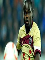 Didier Ya Konan During Match