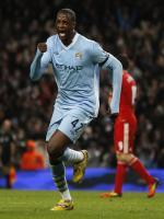 Yaya Touré in FIFA World Cup 2014