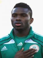 Joseph Yobo in FIFA World Cup 2014