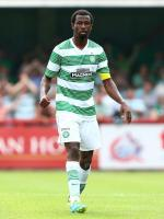 Efe Ambrose During Match