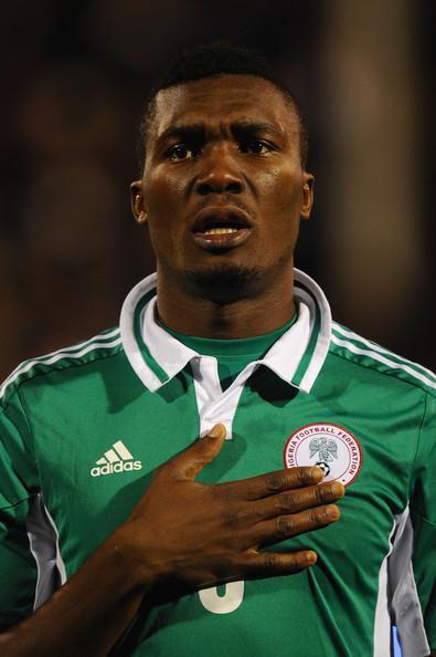 Azubuike Egwuekwe in FIFA World Cup 2014