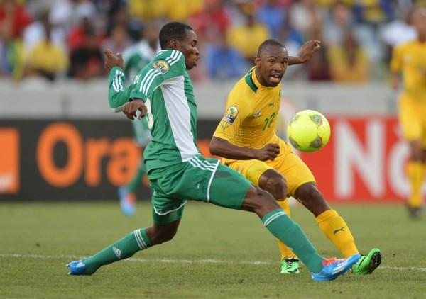 Kunle Odunlami During Match