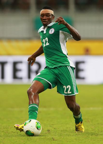 Kenneth Omeruo in FIFA World Cup 2014