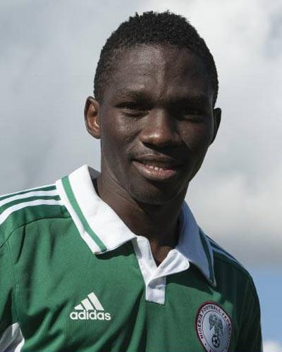 Kenneth Omeruo recent picture