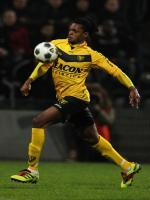 Michael Uchebo During Match